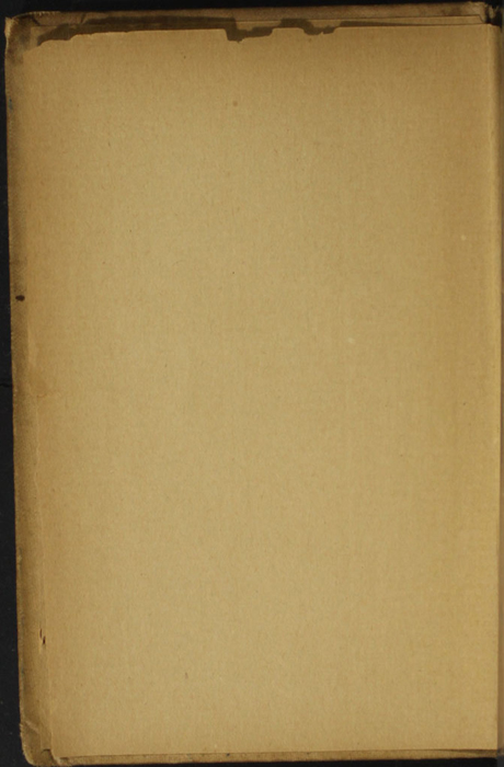 Verso of Front Endpaper of the [1900] W.B. Conkey Reprint