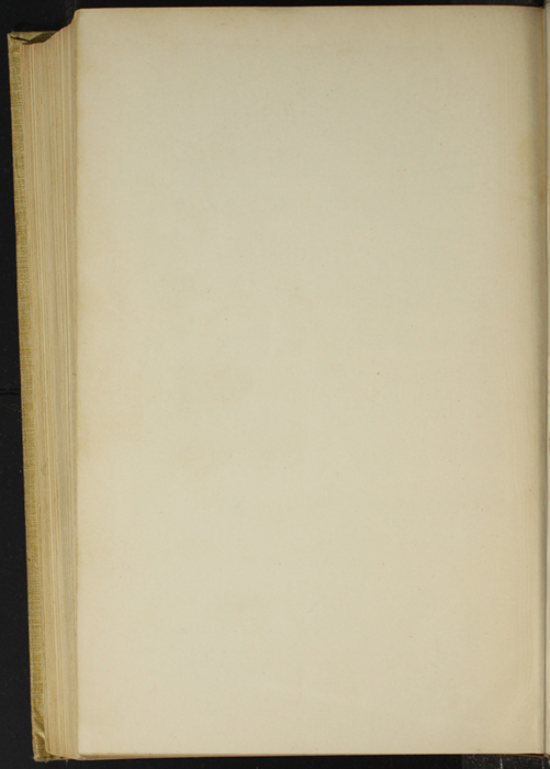 "Verso of Second Back Flyleaf of the 1892 J. B. Lippincott Co. ""New Edition"" Reprint"