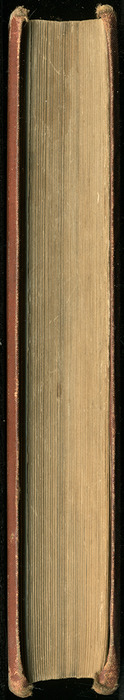 "Fore Edge of the 1883 James Nisbet & Co. ""New Edition"" Reprint"
