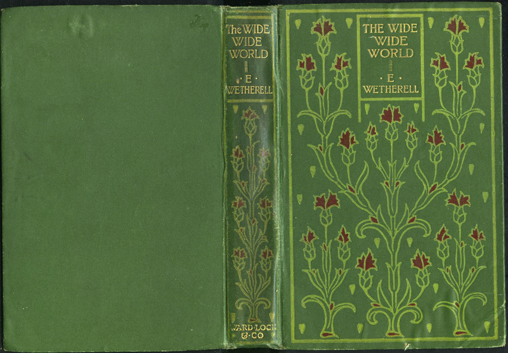 "Full Cover of the [1903] Ward, Lock & Co., Ltd. ""Complete Edition"" Reprint"
