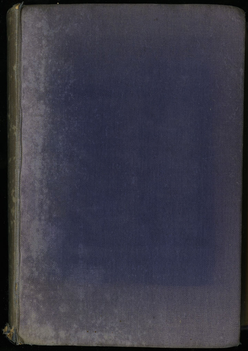 "Back Cover of the  [1904] The Walter Scott Publishing Co. Ltd. ""Complete ed."" Reprint"