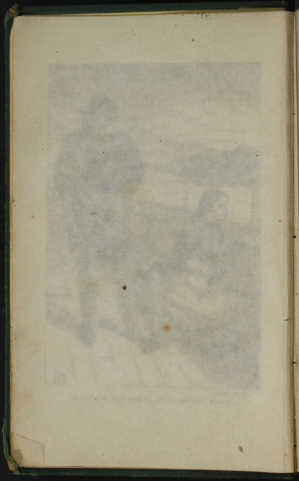 Verso of Tissue Preceding Title Page Vignette to the [1879] Milner & Sowerby Reprint