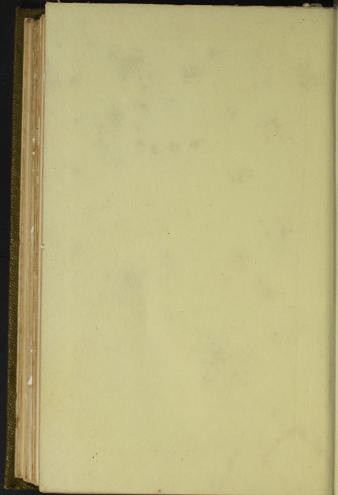 Verso of Back Flyleaf of the 1853 G. Routledge and Co. Reprint