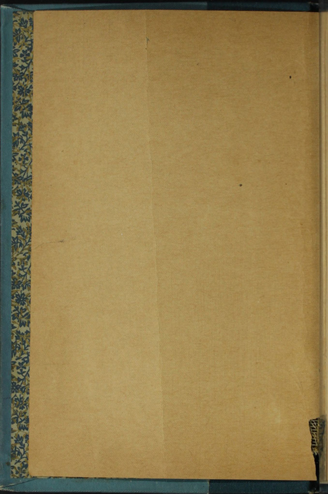 Verso of First Front Flyleaf of Volume 2 of the [1902] Home Book Co. Reprint, Version 2