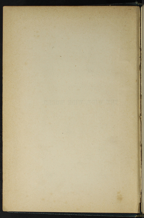 Verso of Half-Title Page to [1893] James Nisbet & Co. Reprint, Version 1