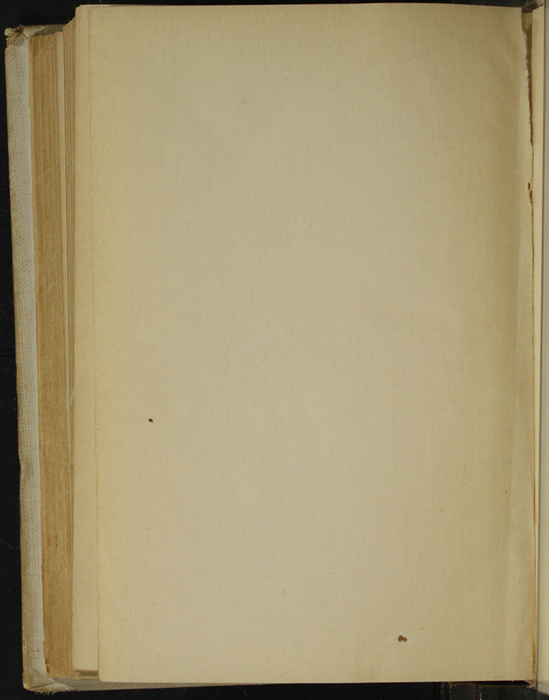 Verso of Second Back Flyleaf of Volume 2 of the [1898] F. M. Lupton Publishing Co. Reprint