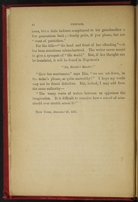 Second Page of the Preface to [1893] James Nisbet & Co. Reprint, Version 2