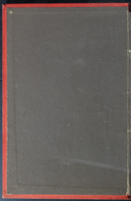 """Front Pastedown of the 1879 James Nisbet & Co. """"Golden Ladder Series"""" Reprint"""
