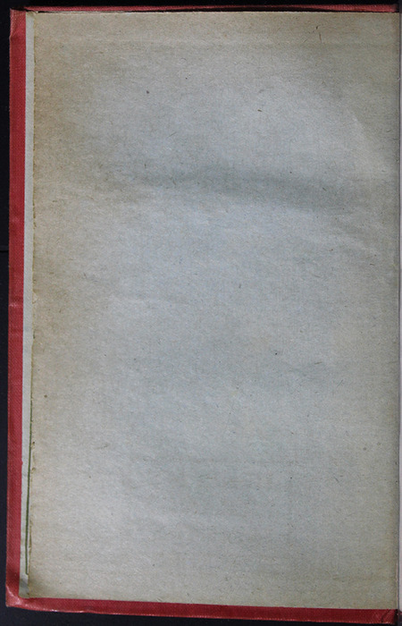 "Verso of Front Endpaper of the [1918] Humphrey Milford/Oxford University Press ""Herbert Strang's Library"" Reprint"
