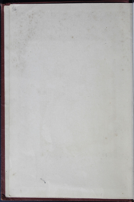 "Verso of Front Flyleaf of the [1885] George Routledge & Co. ""Ruby Series"" Reprint"