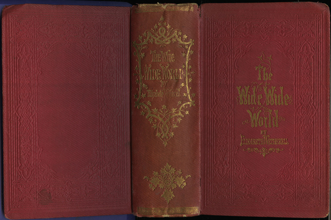 Full Cover of the 1852 T. Nelson & Sons Reprint, Version 1