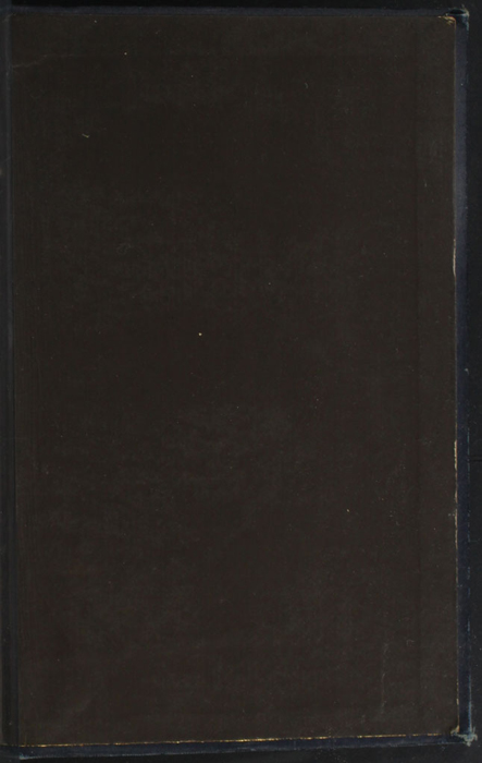 Back Pastedown of the 1888 J.B. Lippincott & Co. Edition