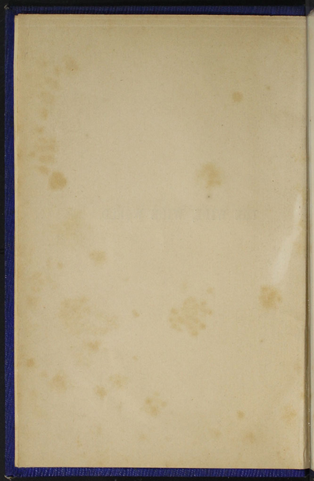 "Verso of Half-Title Page to Volume 1 of the 1853 James Nisbet, Hamilton, Adams & Co. ""New Edition"" Reprint"