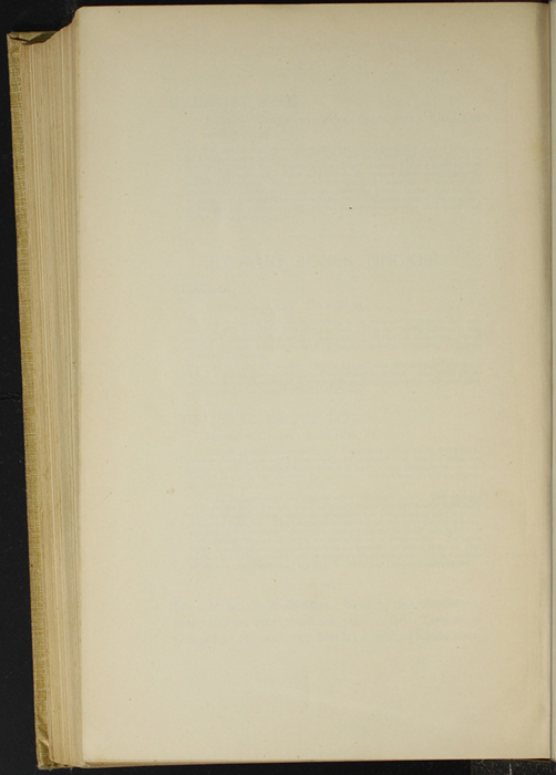 "Verso of First Back Flyleaf of the 1892 J. B. Lippincott Co. ""New Edition"" Reprint"