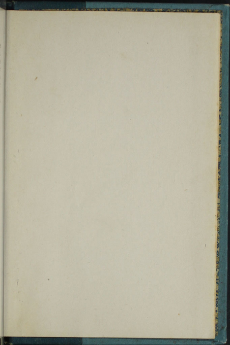 Recto of First Back Flyleaf of Volume 2 of the [1902] Home Book Co. Reprint, Version 2