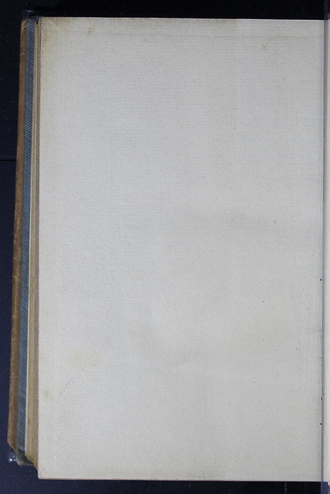 """Verso of Back Flyleaf of the [1896] Simpkin, Marshall & Co., Ltd. """"The Evergreen Library"""" Reprint"""