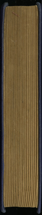 "Fore-Edge of the [1922] T. Nelson & Sons ""The Nelson Classics"" Reprint"