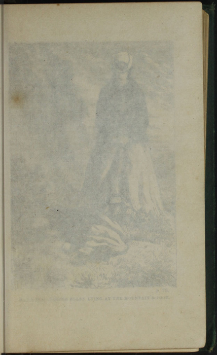 Recto of Tissue Preceding Illustration on Page 76a of the [1879] Milner & Sowerby Reprint