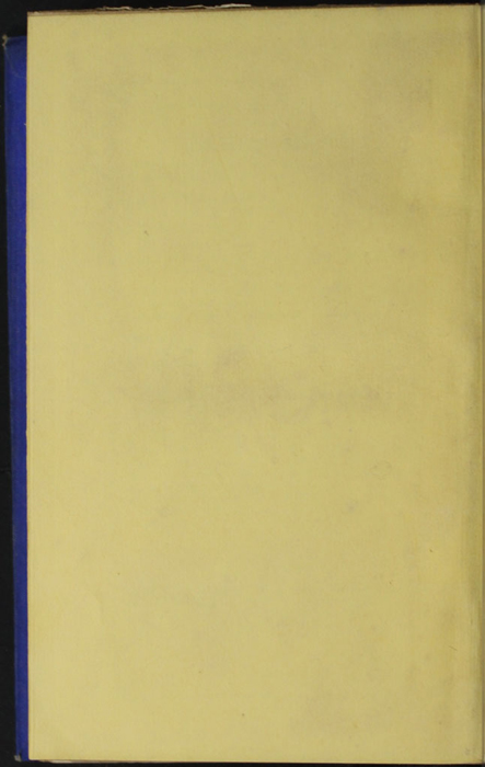 Verso of Second Back Flyleaf of the 1852 T. Nelson & Sons Reprint, Version 2