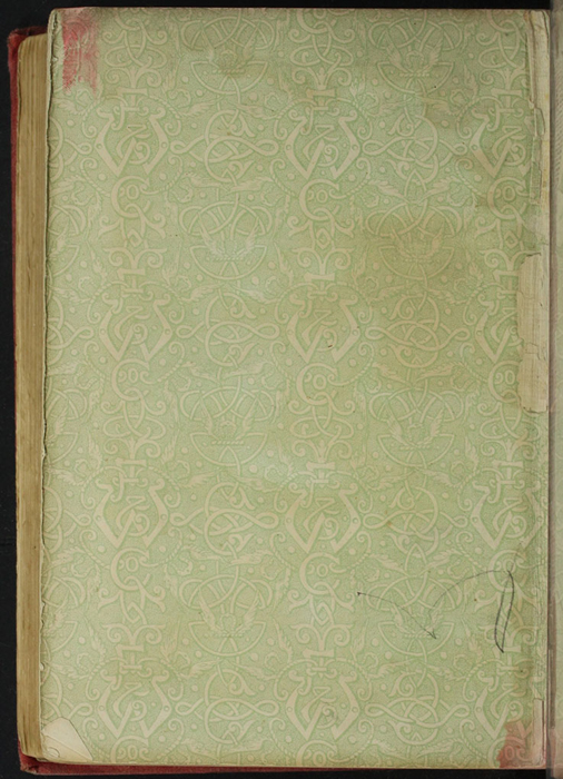 "Verso of Back Flyleaf of [1890] Frederick Warne & Co. ""Star Series"" Reprint, Version 2"