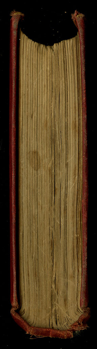 """Tail of the [1877] Ward, Lock & Co. """"Good Tone Library, Complete Edition"""" Reprint"""
