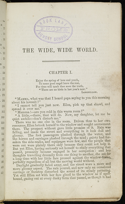 First Page of Text in the 1853 H. G. Bohn Reprint, Version 2