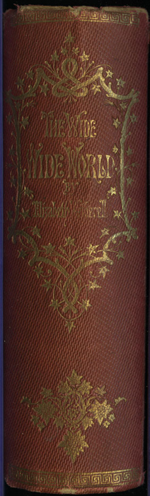 Spine of the 1852 T. Nelson & Sons Reprint, Version 1