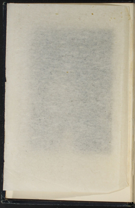 Verso of Page Preceding Title Page of the 1888 J.B. Lippincott & Co. Edition