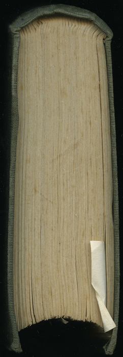 "Tail of the 1853 H. G. Bohn ""Standard Library"" Reprint"
