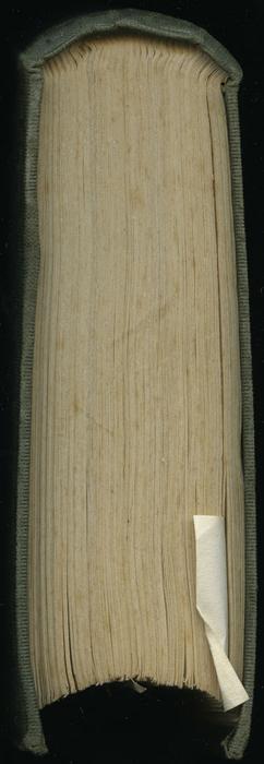 "Tail of the 1853 H. G. Bohn ""Standard Library"" Reprint"