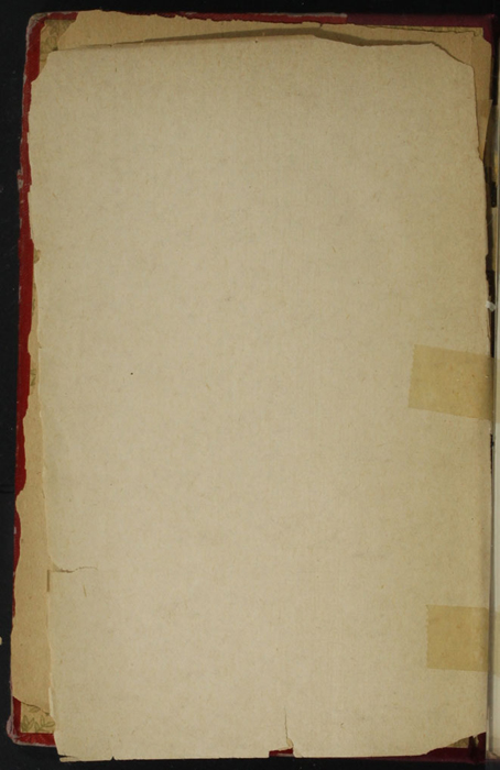Verso of Front Flyleaf to Volume 1 of the [1902] Home Book Co. Reprint, Version 1