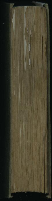 "Fore Edge of the 1853 H. G. Bohn ""Standard Library"" Reprint"