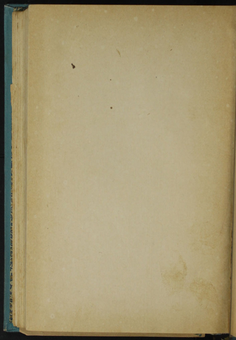 Verso of Second Back Flyleaf of Volume 1 of the [1902] Home Book Co. Reprint, Version 2