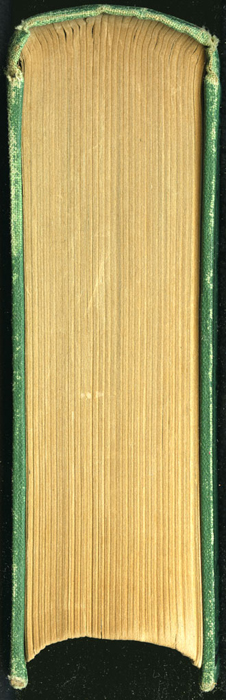 """Tail of the 1880 J. B. Lippincott & Co. """"New Edition"""" Reprint"""