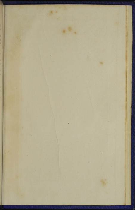 "Recto of Back Flyleaf of Volume 2 of the 1853 James Nisbet, Hamilton, Adams & Co. ""New Edition"" Reprint"