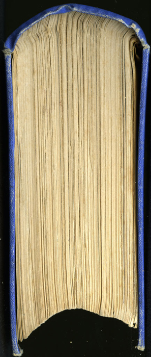 Tail of the 1852 T. Nelson & Sons Reprint, Version 2