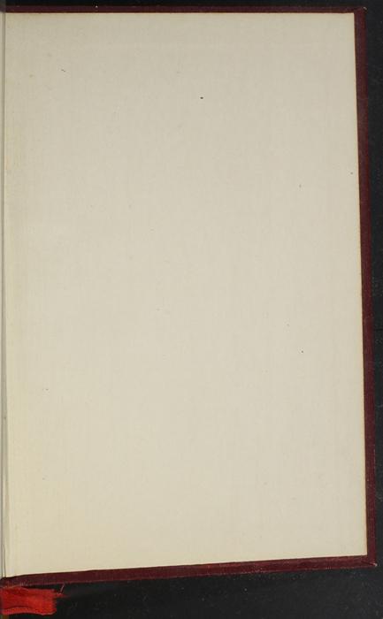 "Back Pastedown of the 1903 J. B. Lippincott Co. ""New Edition"" Reprint"