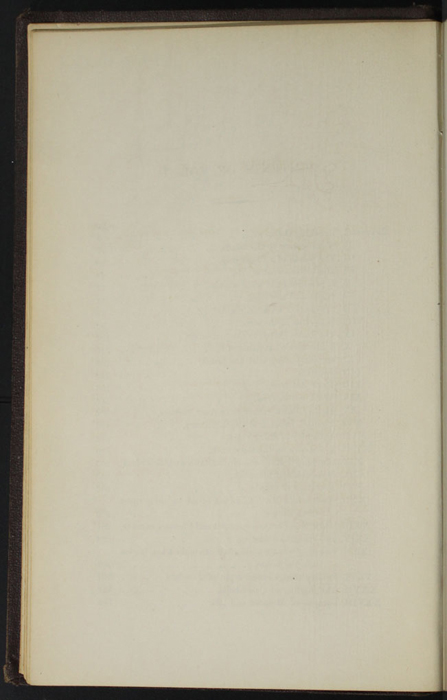 "Verso of Table of Contents for Volume 1 of the 1869 J. B. Lippincott & Co. ""New Edition"" Reprint"