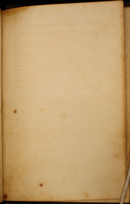 Recto of Back Flyleaf of Volume 2 of the 1852 George P. Putnam 16th Edition, Version 1<br /><br />
