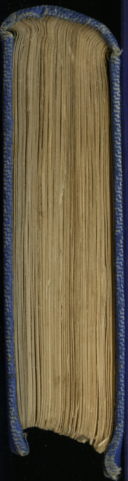 Tail of Volume 2 of the 1852 Sampson Low Reprint