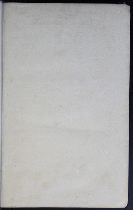 Recto of Front Flyleaf of Volume 2 of the 1852 George P. Putnam 16th Edition, Version 2