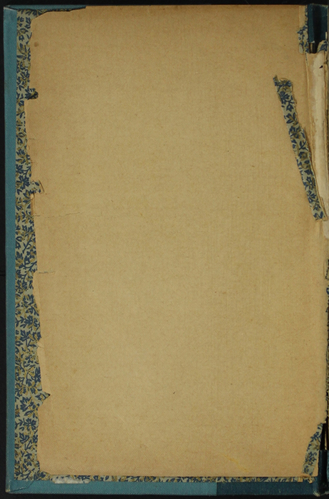 Verso of Front Flyleaf of Volume 1 of the [1902] Home Book Co. Reprint, Version 2