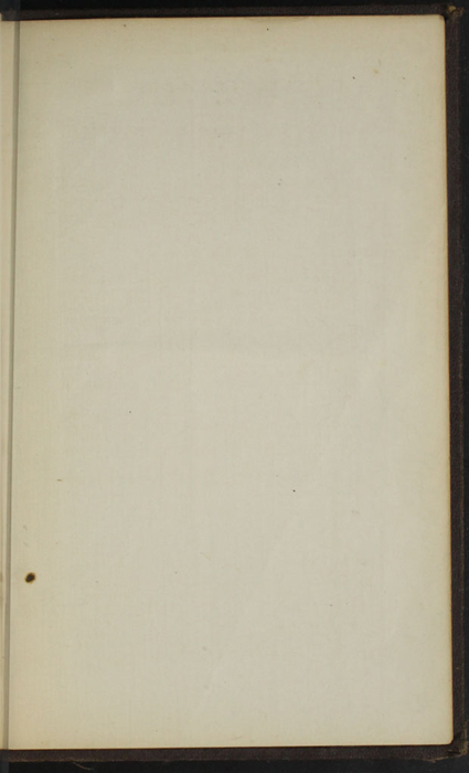 "Recto of Back Flyleaf of the 1869 J. B. Lippincott & Co. ""New Edition"" Reprint"