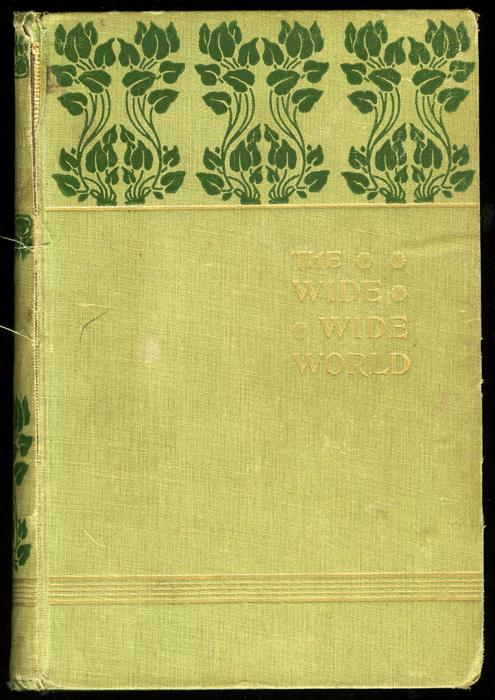 Front Cover of the 1896 Hodder & Stoughton Reprint