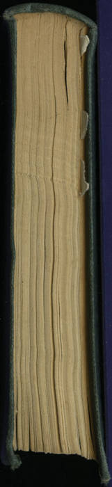 "Tail of the 1853 Eli Charles Eginton & Co. ""Pocket Library"" Reprint"