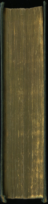 Fore Edge of the [1906] Charles H. Kelly Reprint, Version 1