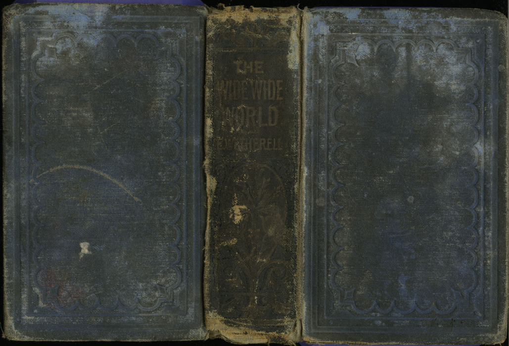Full Cover of the [1868] Milner & Co. Reprint, Version 1