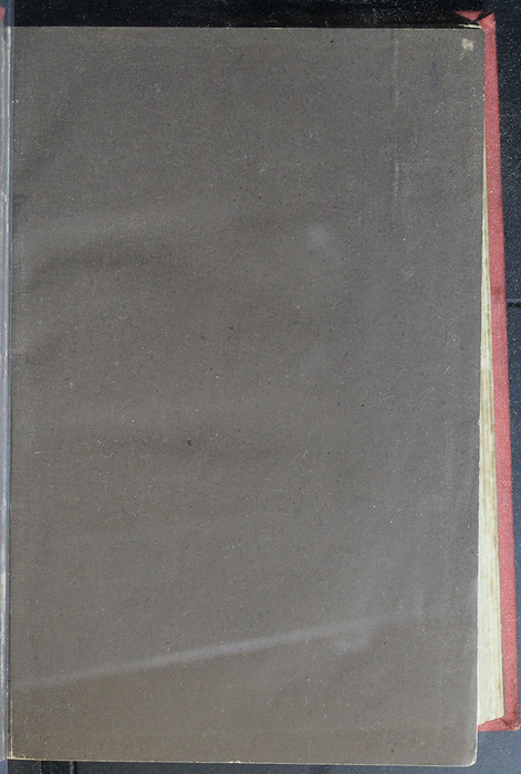 """Recto of Front Flyleaf of the 1879 James Nisbet & Co. """"Golden Ladder Series"""" Reprint"""