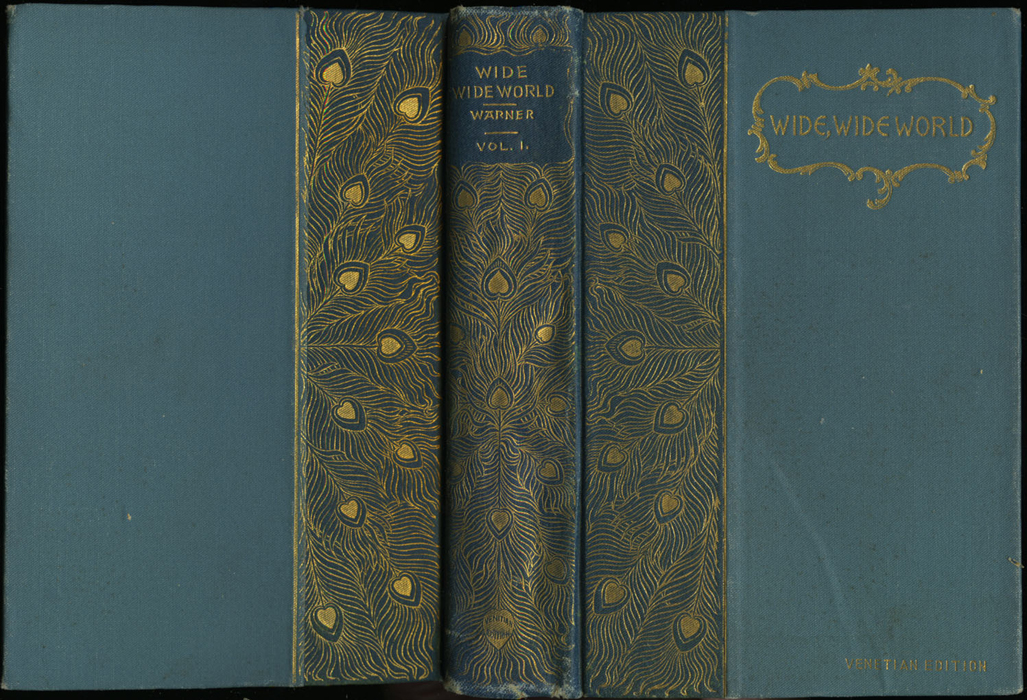 Full Cover of Volume 1 of the [1902] Home Book Co. Reprint, Version 2