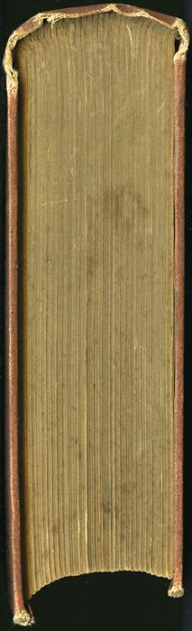 "Head of the 1891 J. B. Lippincott Co. ""New Edition"" Reprint"